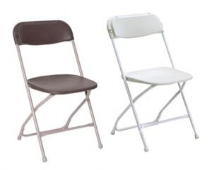 Chairs_Folding_Plastic_White_Brown