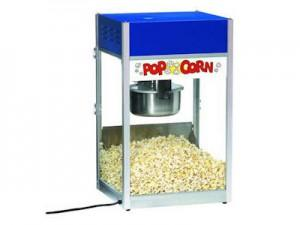Popcorn Machine blue