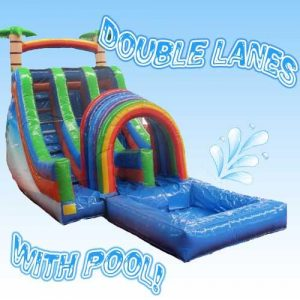 Double Funnel with Pool